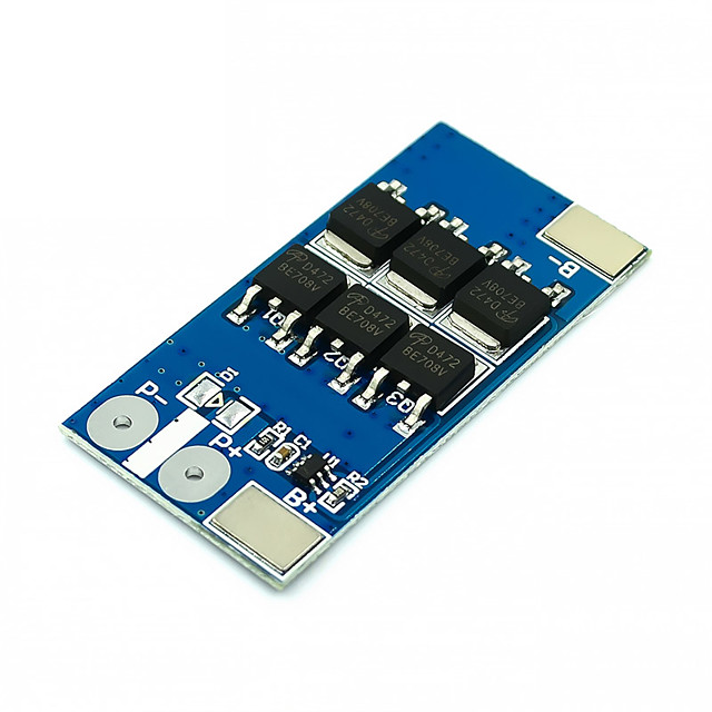 1 S 3.2V Lithium Iron Phosphate Single 3.6V 25A Battery Protection Board