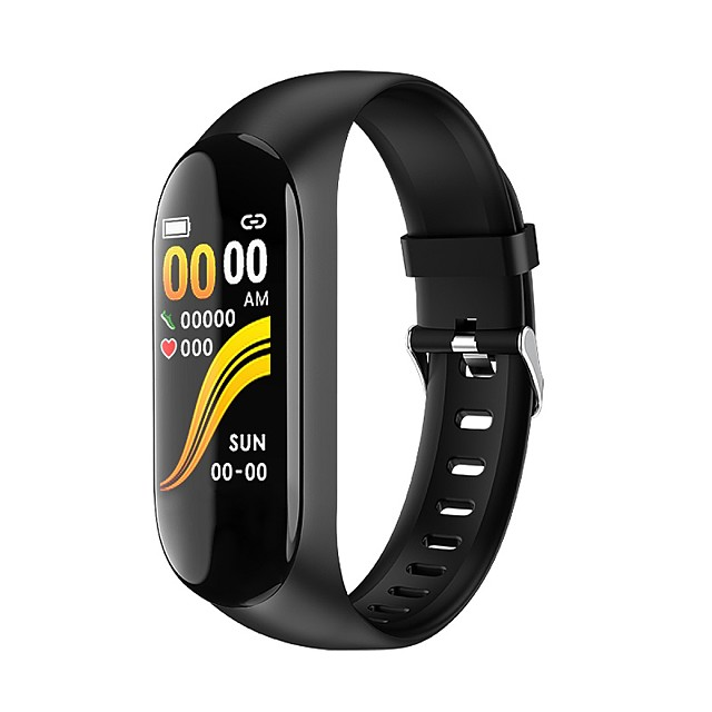 Fitness Tracker - Activity Tracker with Heart Rate Monitor Smart Fitness Watch with Sleep Monitor Step Counter Calorie Counter Pedometer Watch for Women Men and Gift TEMPERATURE TEST
