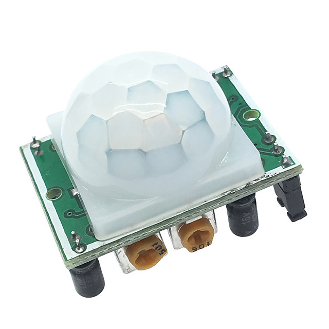 HC-SR501 Pyroelectric Infrared Sensor for Infrared Induction Module of Human Body