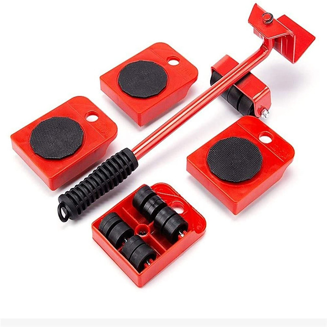 Heavy-duty moving mover 5-piece moving tool mover transport set household moving artifact