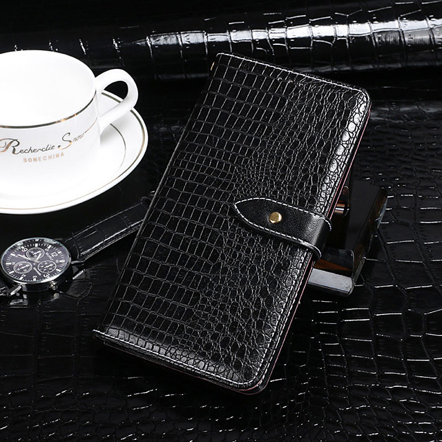 Case For Samsung Galaxy Galaxy A10e A10s A20s A90 5G Galaxy A80(2019) A30s Galaxy M10(2019) Samsung Galaxy A20(2019) Galaxy Note 10 Card Holder Flip Full Body Cases Solid Colored PU Leather