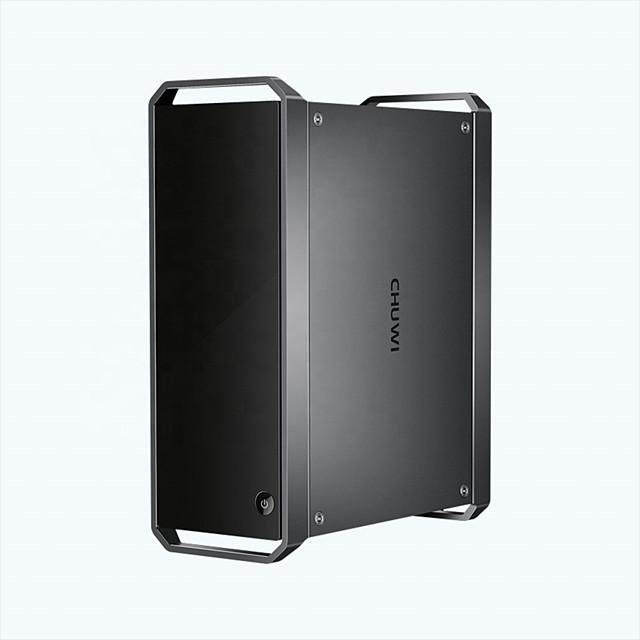 Chuwi CoreBox 4K Win10 Mini Desktop PC Intel Core i5-5257U 8GB DDR3 256GB SSD 2.4GHz/5GHz Dual WiFi Expandable 2TB 2.5 inch HDD