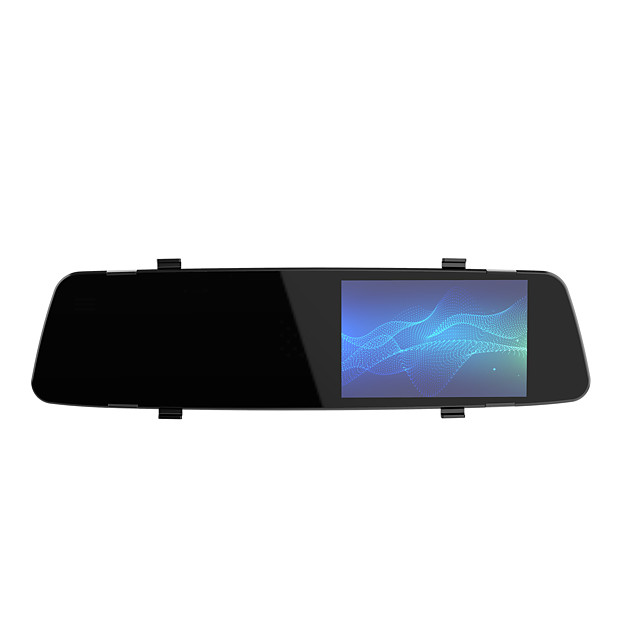 A5 New Rear-View Mirror Dash Cam Front and Rear Dual Lens 1080p High-definition Night Vision Reversing Image Manufacturer