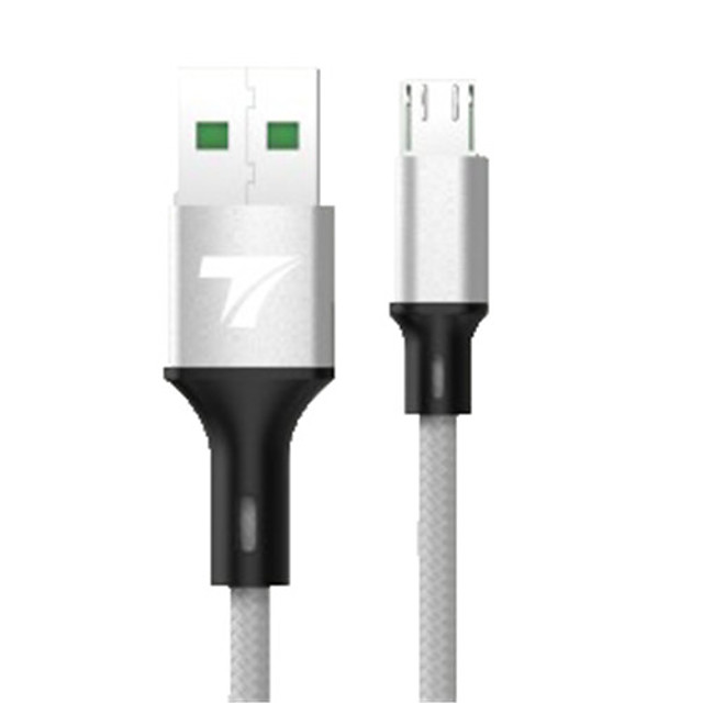 Micro USB Cable 5 A 1.5m(5Ft) Quick Charge TPE USB Cable Adapter For Samsung / Huawei / Xiaomi