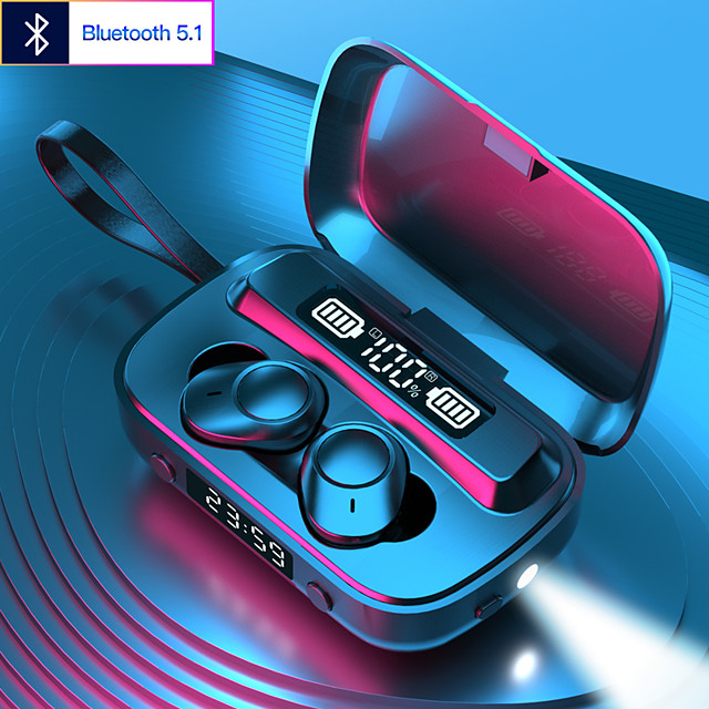 A13 True Wireless Bluetooth Headset Binaural Ultra-Long Standby Sports Running Listening To Music In-Ear Earplugs Small Invisible Mini Suitable