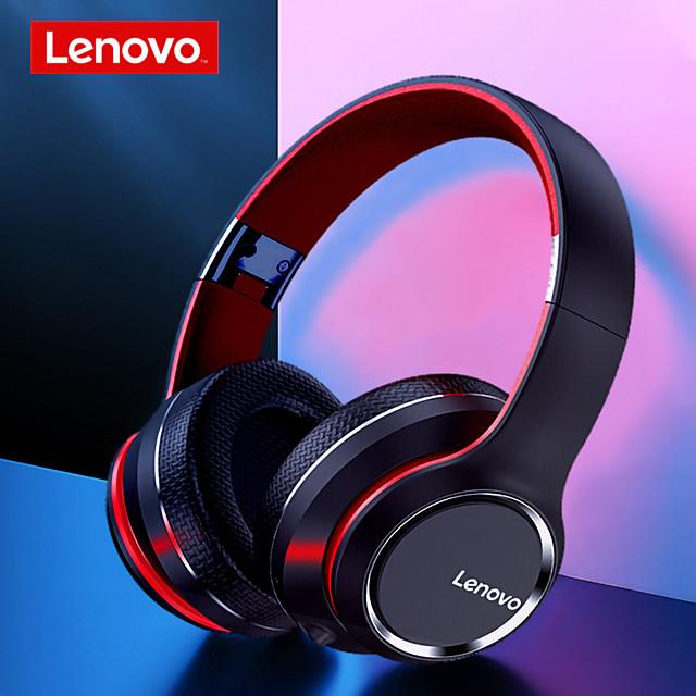 Lenovo HD200 Bluetooth Headset Wireless Computer Headphone BT5.0 Long Standby Life for Phone