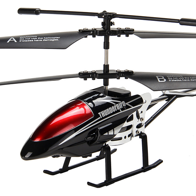 RC Helicopter XY-08 4CH 3 Axis 2.4G Without Camera RTF LED Lights / Upside Down Flight