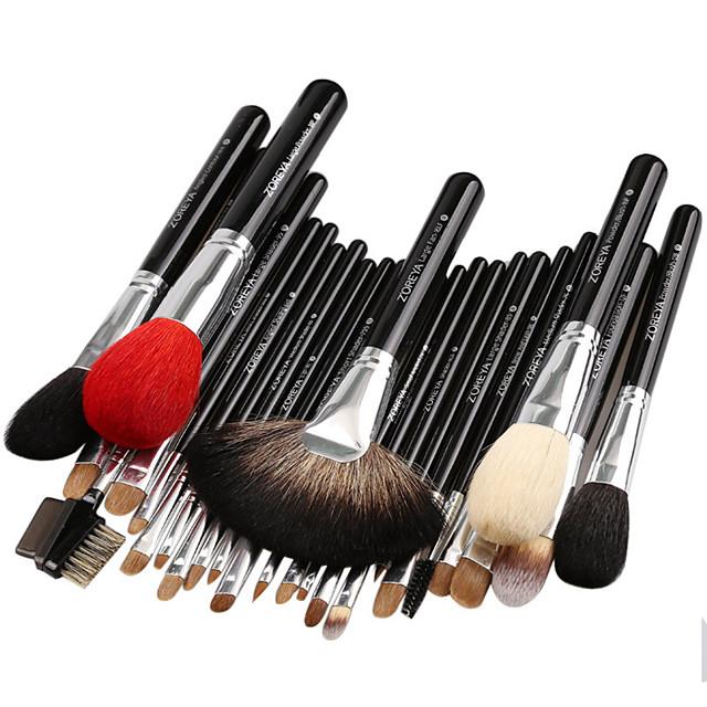 Professional Makeup Brushes 26pcs Soft New Design Comfy Wooden / Bamboo for Makeup Set