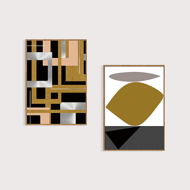 Framed Art Print - Pop Art PS Photo