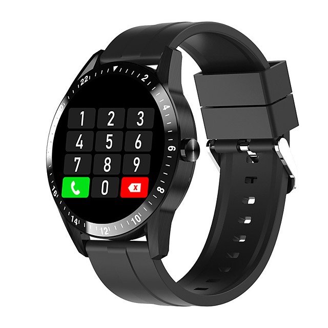 AW1 Full Screen Touch Bluetooth Phone Call Play Music Smart Watch Blood Pressure oxygen Heart Rate Monitor Smartwatch