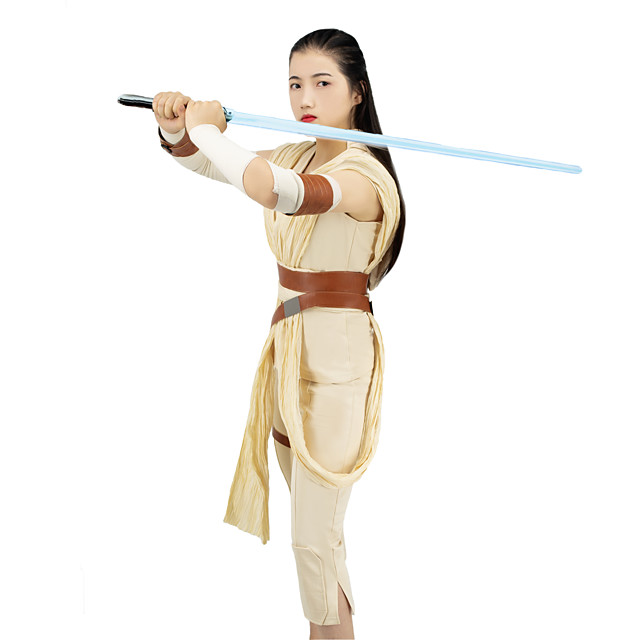 Inspired by Star Wars Ray Anime Cosplay Costumes Japanese Cosplay Suits Costume For Women's