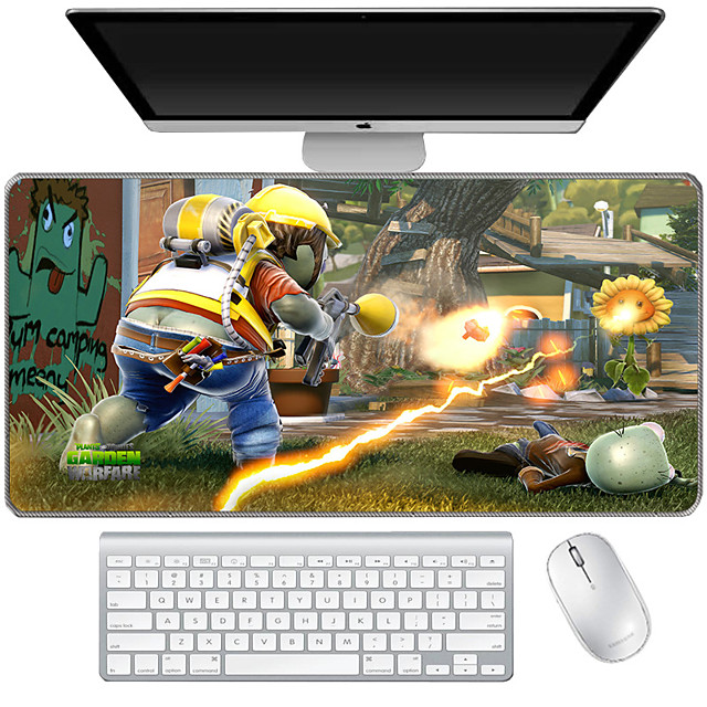 300*800*3mm Gaming Mouse Pad Basic Mouse Pad Large Size Desk Mat Office Use Rubber Dest Mat