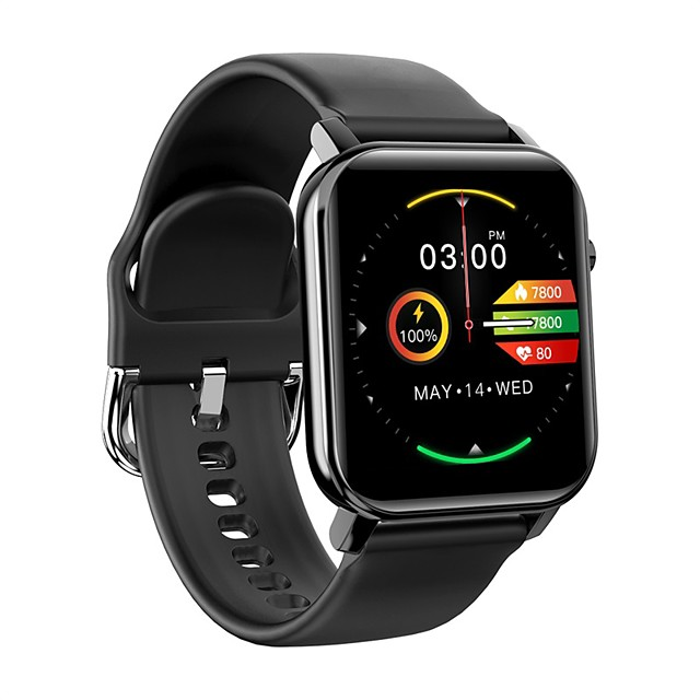 KOSPET GTO Waterproof Smartwatch with Multi-Sport Mode has a Super Long Heart Rate and a 1.4-Inch High-Definition Screen