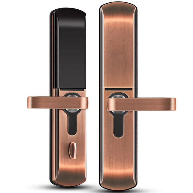 Bluetooth fingerprint lock remote time limited password lock intelligent lock indoor security door swipe card NFC card lock cardoria