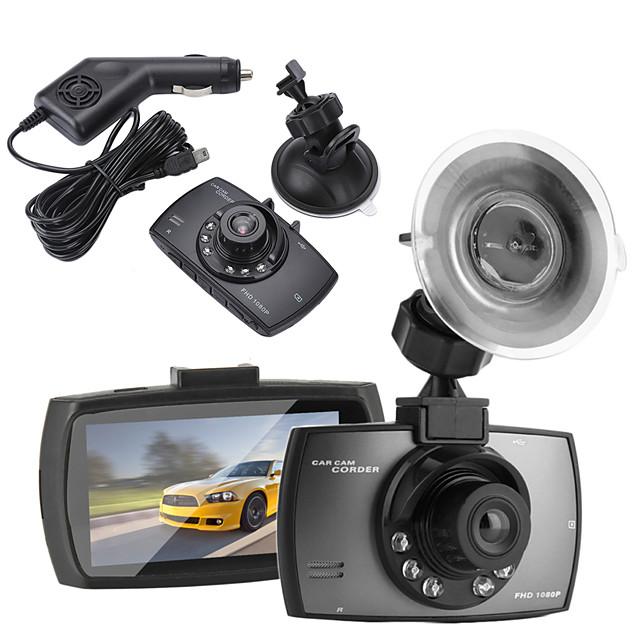2.4 LCD Wide Angle Lens Car Camera Cycle Recorder DVR Camera IR Night Vision Ceamara DVR
