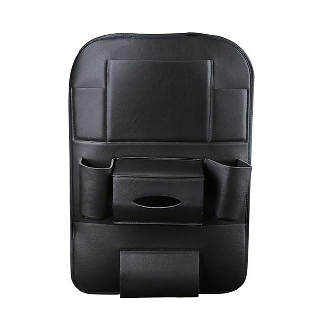 Car Storage Bag Car Seat Back Hanging Bag Rear Garbage Seat Back Bag