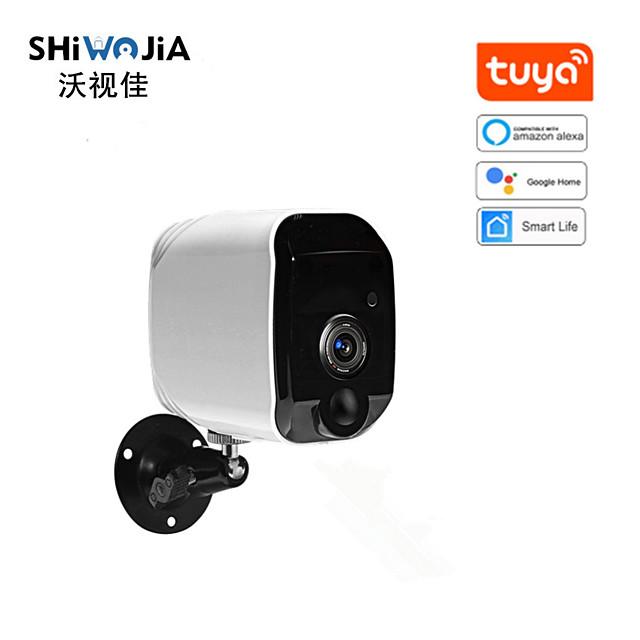 Graffiti Intelligent Low Power Monitoring Camera Wireless Wifi Battery Camera Hd Night Vision Monitoring