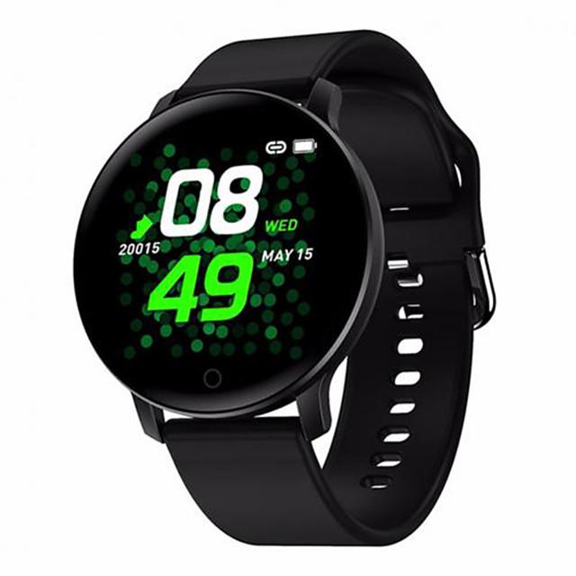 x9 smartwatch med gratis tws trådløse hodetelefoner bt fitness tracker støtte varsle / pulsmåler for samsung / iphone / android telefoner