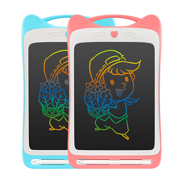 LITBest 8.5 Inch LED Drawing Board Light Box Tracer LCD Writing Tablet Electronic Drawing Doodle Board