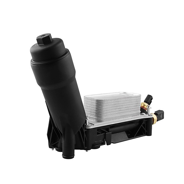 HF067 Oil Filter Adapter Housing Assembly Replacement for 2011 2012 2013 Chrysler Dodge Jeep 3.6L V6