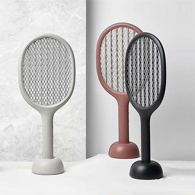 Xiaomi Multi-function Electric Mosquito Swatter Vertical Mosquito Lamp for Home Outdoor Indoor