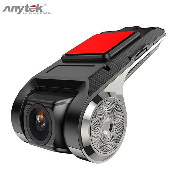 Anytek X28 Car DVR Camera Video Recorder 1080P FHD 1G DDR WiFi ADAS G-sensor Car Dash Camera Electronics Support 32G TF Card