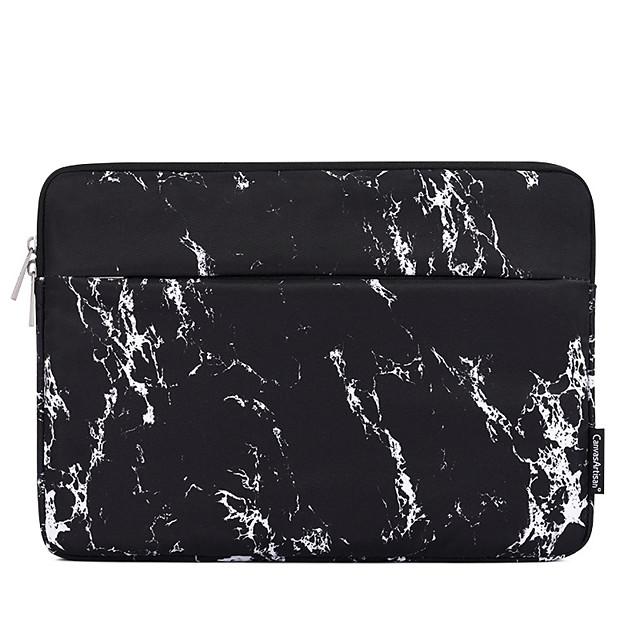 11.6 12 13.3 14 15 Inch LaptopSleeve PU Leather Polyurethane Leather Solid Color Unisex Shock Proof