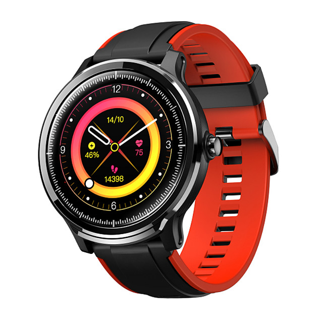 SN80 smart watch men IP68 Waterproof full touch screen smartwatch heart rate blood pressure fitness track wristwatch Compatible IOS/Android Phones