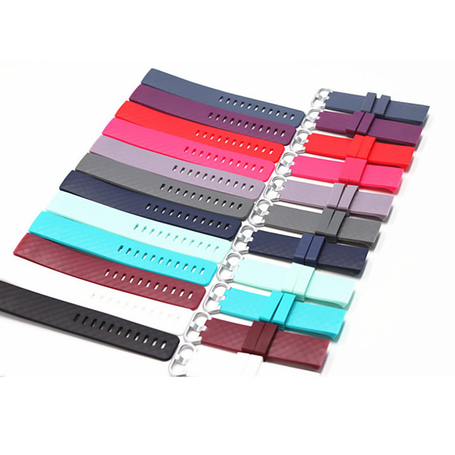 Watch Band for Fitbit Charge 3 Fitbit Sport Band TPE Wrist Strap