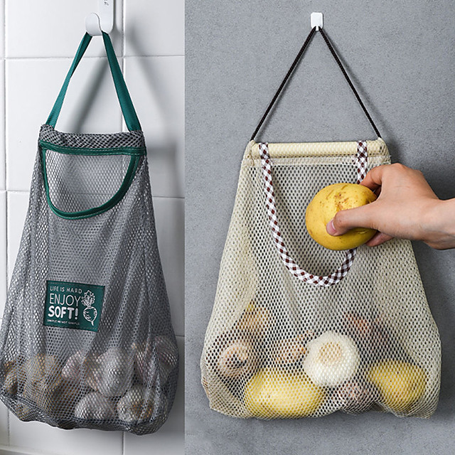 High Quality with Oxford Cloth Food Storage / Pouch Bag Multifunction Kitchen Storage 2 pcs