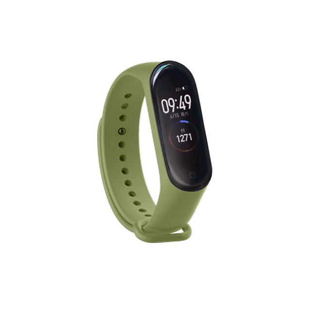 Watch Band for Xiaomi Band 4 Xiaomi Sport Band Silicone Wrist Strap