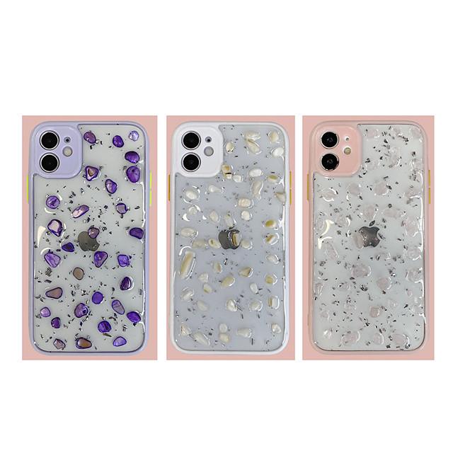 Case For Apple iPhone 7 plus 8 plus XR XS XS MAX X SE 11 11Pro 11ProMax Pattern Back Cover TPU Animal   Glitter Shine Transparent