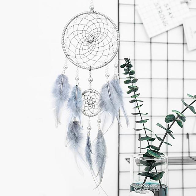 Innovative Dream Catcher Pendant Hand-Woven Ornaments Handmade Birthday Gift Dreamcatcher Home Room Decoration