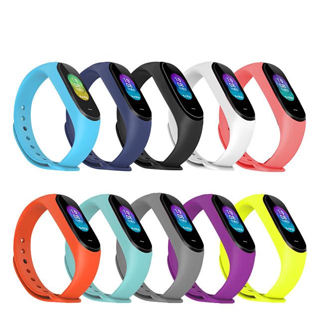 Watch Band for Xiaomi Hey+ Xiaomi Sport Band TPE Wrist Strap