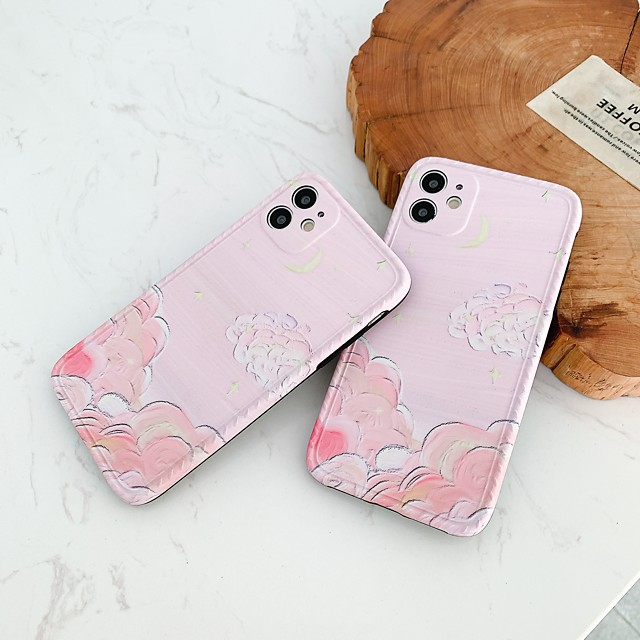 Case For Apple iPhone 7 7Plus iPhone 8 8Plus iPhone X iPhone XS XR XS max iPhone 11 11 Pro 11 Pro Max SE Pattern Back Cover Scenery TPU