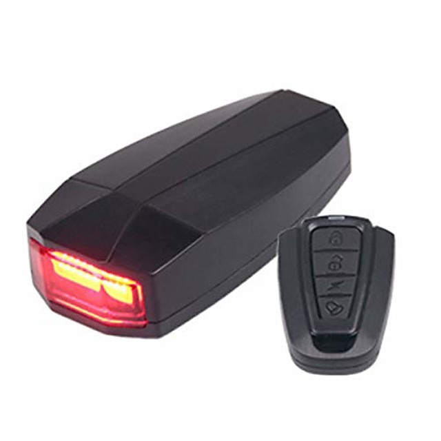 bike security alarm taillight,bike tail light rechargeable,anti-theft alarm,warning electric horn,bike finder,bike bell and taillight