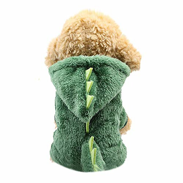 pet dog hoodie jumpsuit sweatshirt animal cosplay cute for puppy apparel clothes