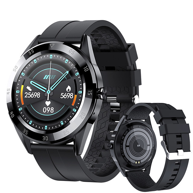 F10 Smartwatch for Android/ IOS/ Samsung Phones, Bluetooth Fitness Tracker Support Play Music