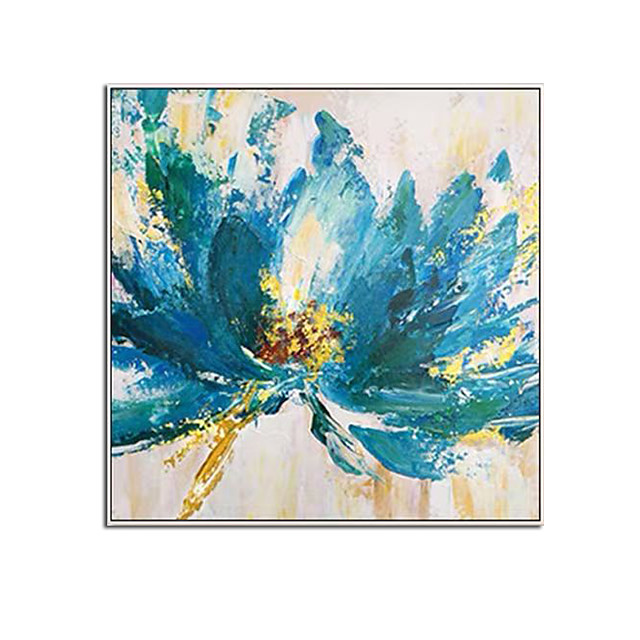 100% Hand Painted Contemporary Abstract Oil Paintings Modern Decorative Artwork on Rolled Canvas Wall Art Ready to Hang for Home Decoration Wall Decor