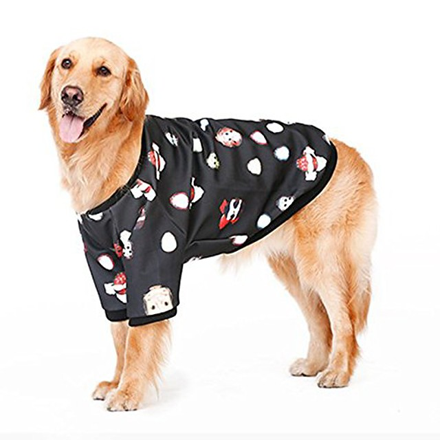 cute big large dog baseball coat jacket golden retriever labrador dog sport clothes winter warm dog hoodie clothing (4xl(bust:26.7