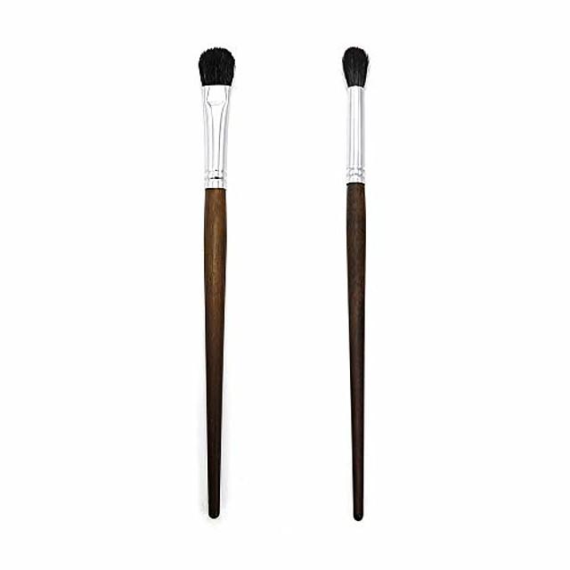 professional eye shadow blending brushes kits set, soft makeup eye brushes for eye shadow, eyeliner applicator blending kit& #40;set 2& #41;