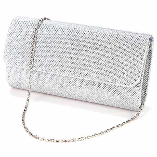 women's evening bag clutch purse party wedding handbag with chain, bridal purse handbag cross body tote for women
