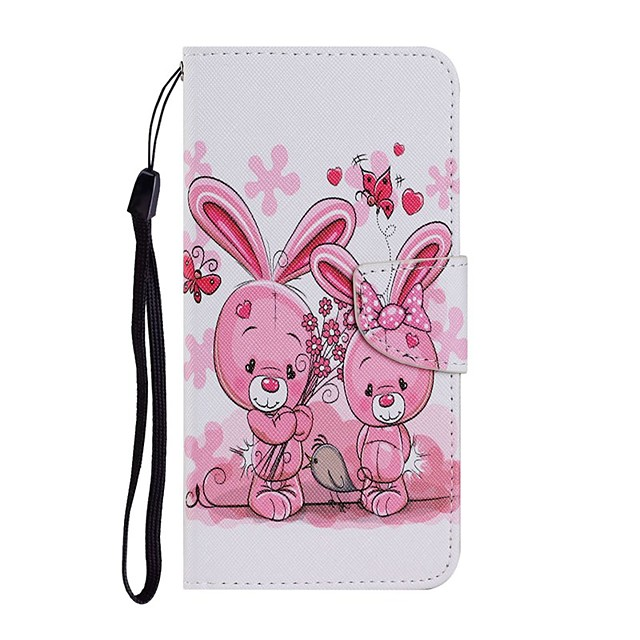 Case For Samsung Galaxy Note 20 Ultra S20 Plus S10E A11 A21S A31 A41 A51 A71 A01 A10 A20E A30 A40 A50 A70 M31 Wallet Card Holder with Stand Full Body Cases Animal PU Leather