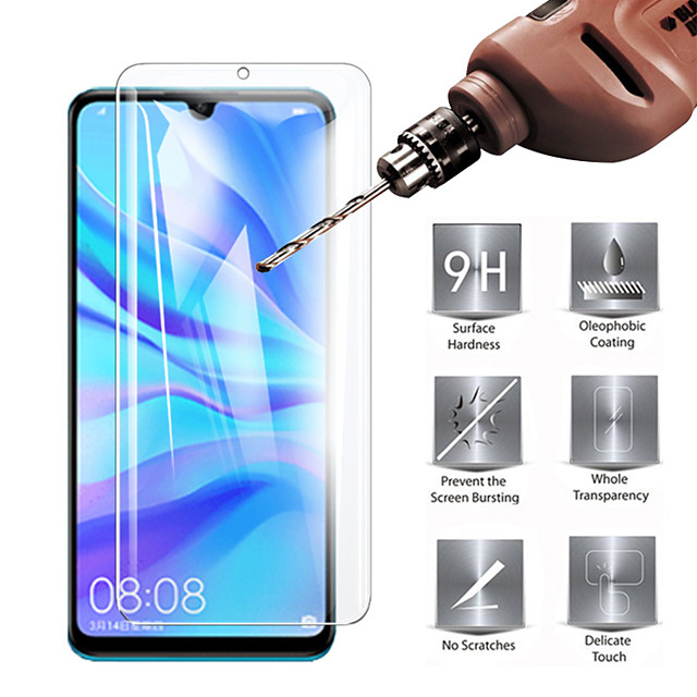 HD Tempered Glass Screen Protector Film For Huawei P40 P30 P20 P10 Lite Pro P Smart 2019 2020 Tempered Glass