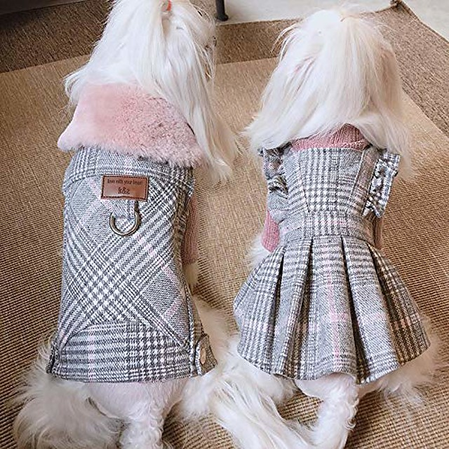 cute lovely summer and spring weather jacket for small and medium puppy dog (medium(chest-15.7