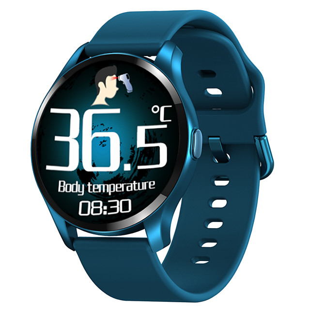 HT88 Smartwatch Support Bluetooth Play Music, BT Fitness Tracker Compatible with IOS/Samsung/Android Phones