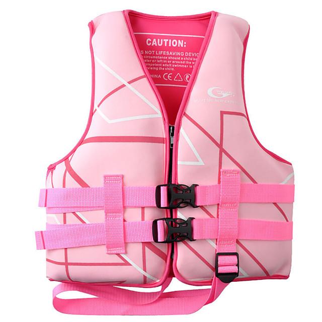 YON SUB Life Jacket Lightweight Quick Dry Anatomic Design Japanese Cotton Neoprene Swimming Boating Water Sports Life Jacket for Kids