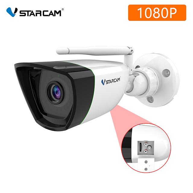 Vstarcam 1080P IP Camera Outdoor Bullet Wifi Camera AI Humanoid Detect IP66 Waterproof IR Night Audio Reception CCTV Camera
