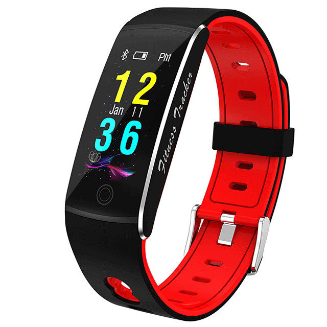 F10T Smart Wristband Compatible with Android/ IOS/ Samsung Phones Support Heart Rate & Blood Pressure Measure