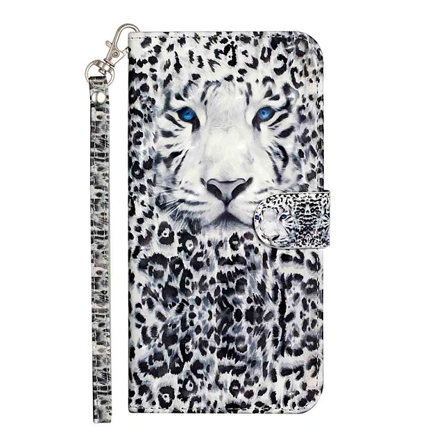 Case For Apple iPhone 11 iPhone 11 Pro iPhone 11 Pro Max Wallet Card Holder with Stand Full Body Cases Leopard Print Leopard PU Leather TPU for iPhone 12 iPhone Xs Max iPhone Xr iPhone Xs iPhone X